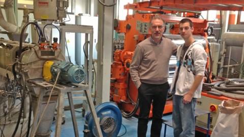 Première commercialisation de BIOMISCANTHUS, bioplastique biodégradable et compostable Projets et entreprises