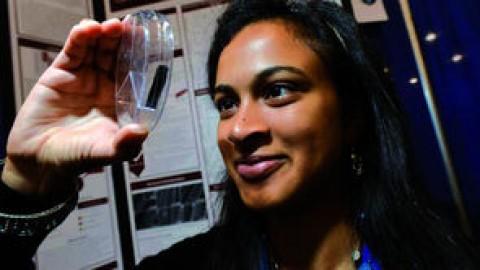 Nanochimie : 30 secondes pour recharger – Composants, sous-traitance
