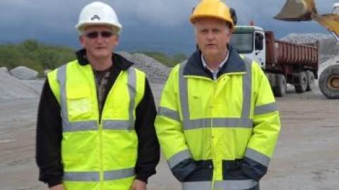 Granival valorise les déchets du granit