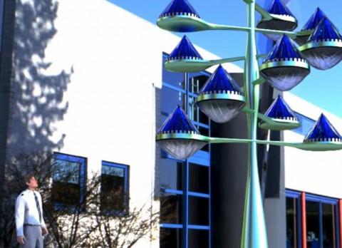CoolSpin : le panneau solaire du futur | L'Energie d'avancer