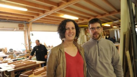 Ambiance bois agencement, une entreprise de Saint-Chély