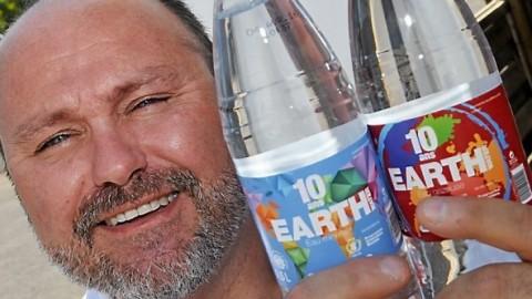 Earth water, une goutte d'eau pour un océan d'assoiffés