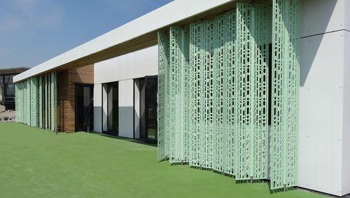 brise soleil orientable innovation de france resille. Black Bedroom Furniture Sets. Home Design Ideas