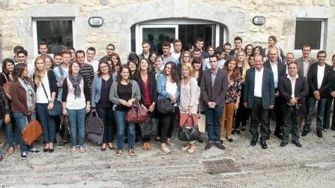 70 étudiants de l'Université Montpellier 1 font leur rentrée en Lozère