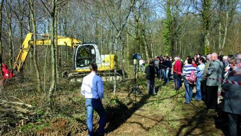 Les professionnels confirment l'état d'urgence de la filière bois