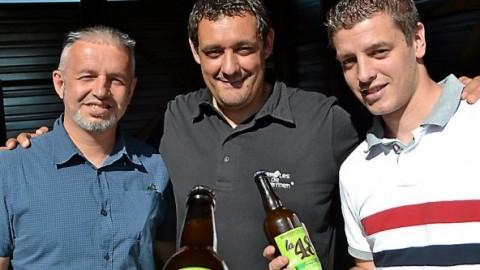 Une bière mendoise bientôt dans les bocks