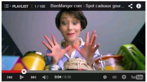 BienManger.com lance une nouvelle campagne vidéo