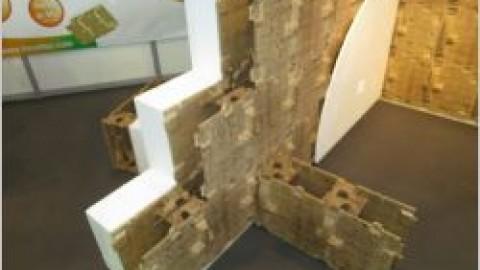 Isostal : les premiers blocs sortent de presse