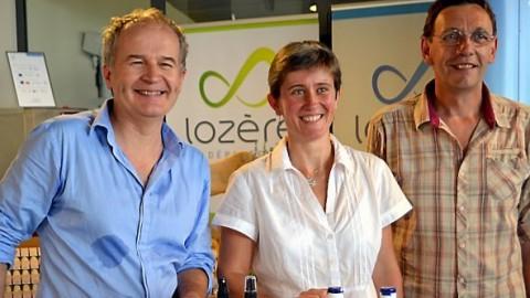 Des huiles essentielles made in Lozère