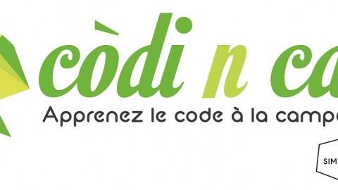 Còdi n Camp : une nouvelle école numérique avec Simplon.co en Lozère | Simplon.co