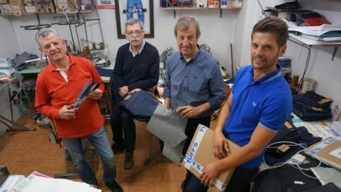 Tuff's, la plus vieille marque française de jeans renaît