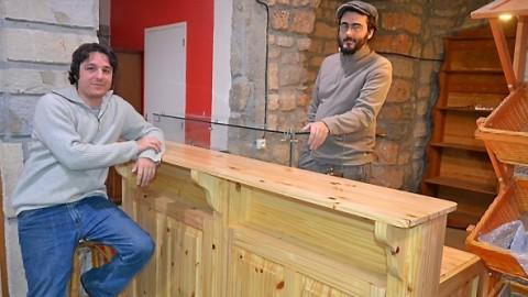Mende : le bar l'Atelier, lieu de vie unique en son genre