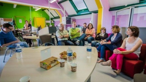 Semaine des lieux de travail partagé : Midi-Libre revient sur l'étape de Saint-Chély