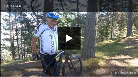 Avec le VTT électrique les seniors se mettent (aussi) au vélo en Lozère