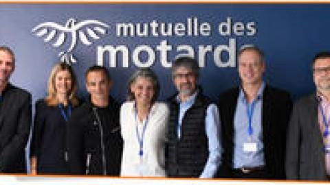 La Mutuelle des motard devient un partenaire privilégié d'EQUIPHORIA