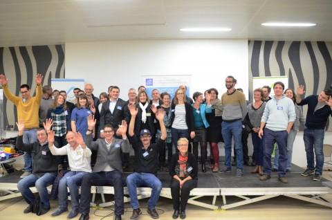 8 équipes dans le programme #sharelozere 2016