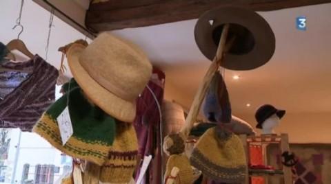 Une filière pour les vêtements en laine en Lozère