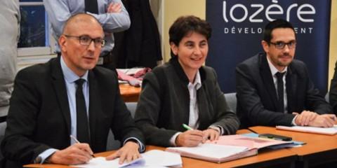 Le Département et les banques de Lozère rendent le département plus attractif aux investisseurs