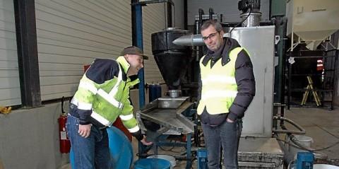 Lozère : l'entreprise de recyclage Environnement MC fête ses 20 ans