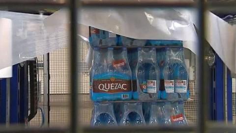 Lozère : un an après son rachat par Ogeu, l'usine de l'eau de Quézac tourne à plein régime