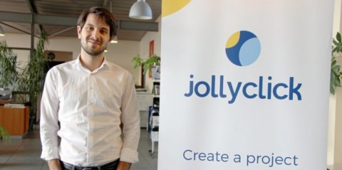 La start-up Jollyclick se développe à l'international