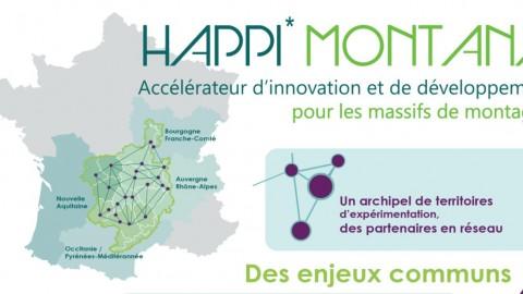 La candidature de MACEO, « HAPPI MONTANA », lauréate de l'Appel à Manifestation d'Intérêt (AMI) « Territoires d'innovation de grande ambition ».
