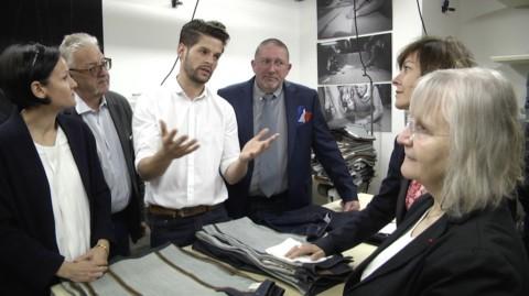 L'atelier de jeans Tuffery étend son activité à Florac-Trois-Rivières :