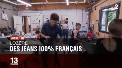 Tuffery, des jeans 100 % français