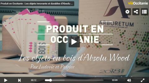 """""""Made in Occitanie"""" – des entreprises lozériennes mises en valeur par Vià Occitanie TV"""